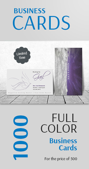 Spring Hill Printing Plus - 1000 Full Color Business Cards