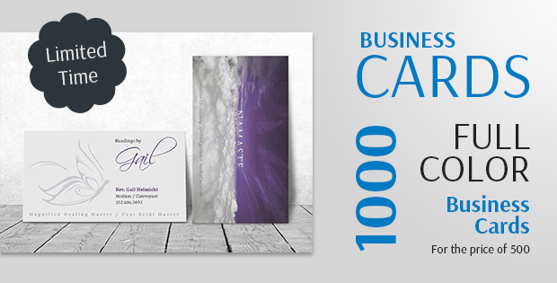 Free business cards spring hill printing plus inc 500 free full color business cards colourmoves